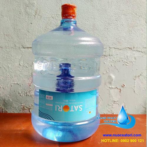 Bình nước satori 20l