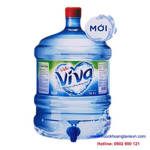 Nước tinh khiết viva lavie